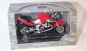Starline-motorbike-Moto-Guzzi-Breva-1100-1-24-Scale-New-in-Case