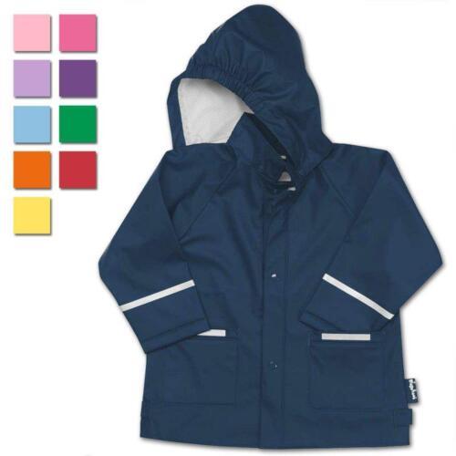 Playshoes Regenjacke Basic 408638 Farbe und Größe wählbar