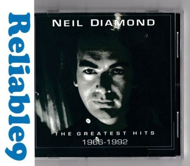 Neil Diamond - The greatest hits 1968-1992 2CD -1992 Columbia- Made in Australia