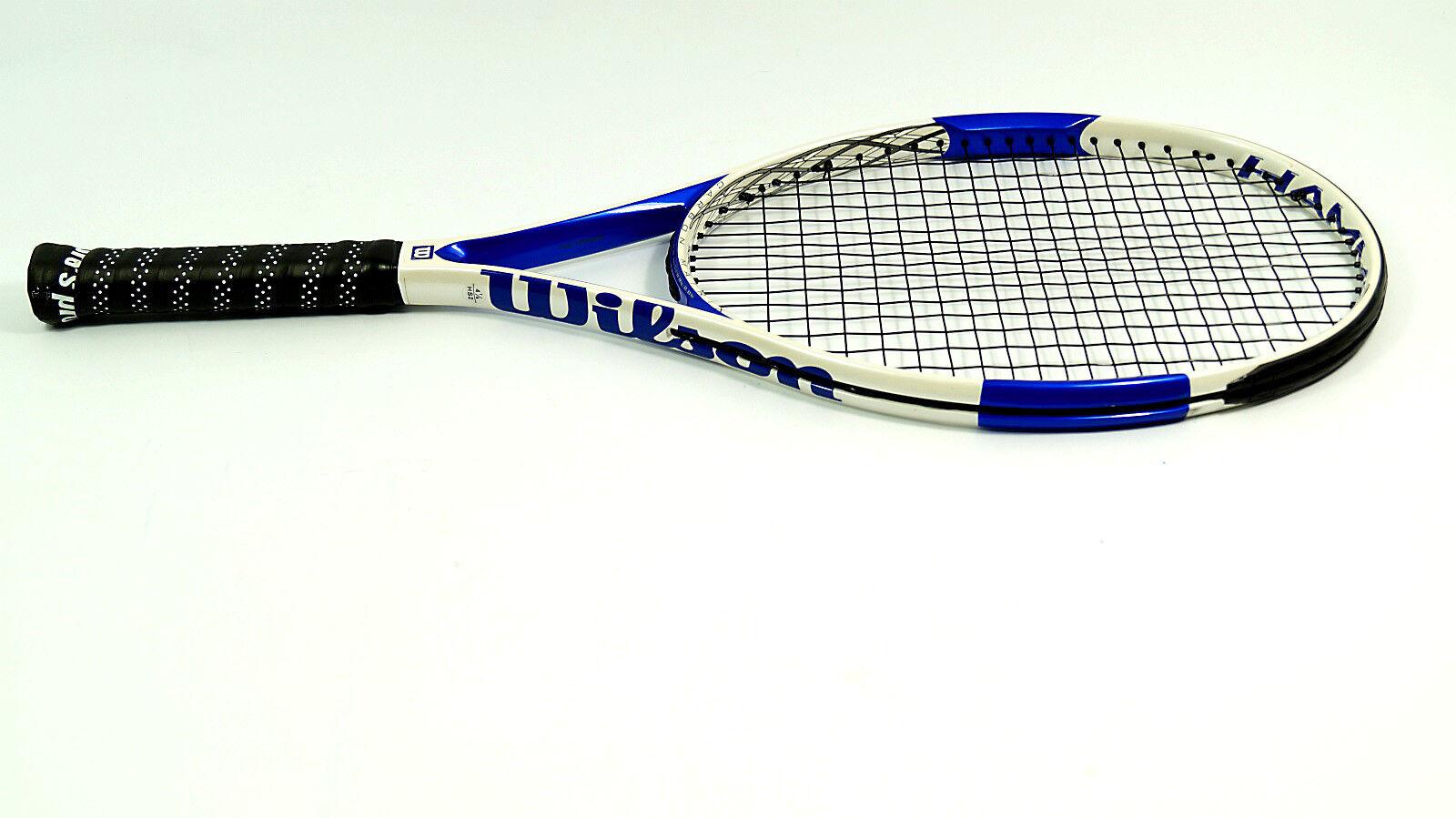 NEUWILSON NEUWILSON NEUWILSON HAMMER 6 Tennisschläger L2 H6 Midplus leicht 270g lite strung pro 316d3b