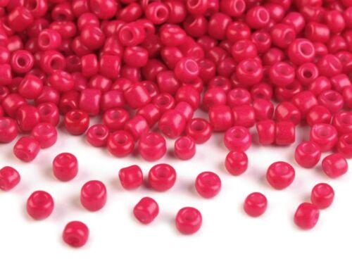 lápiz perlas abalorios joyas bricolaje 200764 Rocailles 12//0-2mm 50gr.ca.3600st