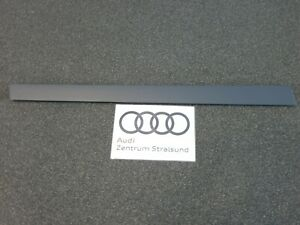 Original Audi / Audi A6 4F (2005-2011) Zierleiste Tür vorn links 4F0853959K GRU