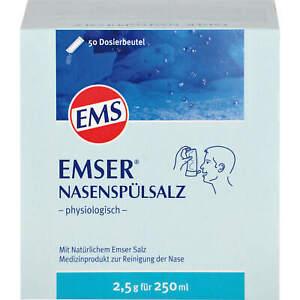 EMSER SALZ Dosierbeutel, 50 St. Beutel 2579665