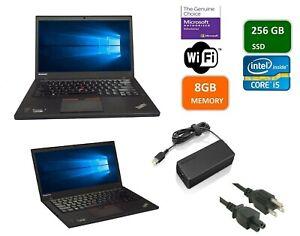 Lenovo-ThinkPad-T450-Intel-Core-i5-5300U-2-30Ghz-8GB-256GB-SSD