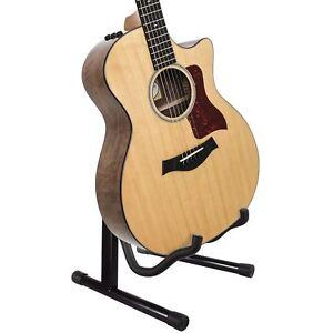 Universal-Guitar-stand-support-etage-un-Frame-acoustique-basse-electrique-rembourrage-en-mousse