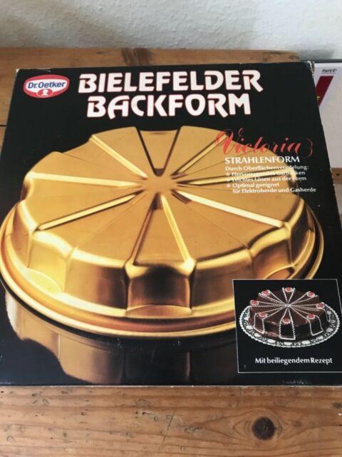 DR. OETKER BIELEFELDER Backform gold Juliane