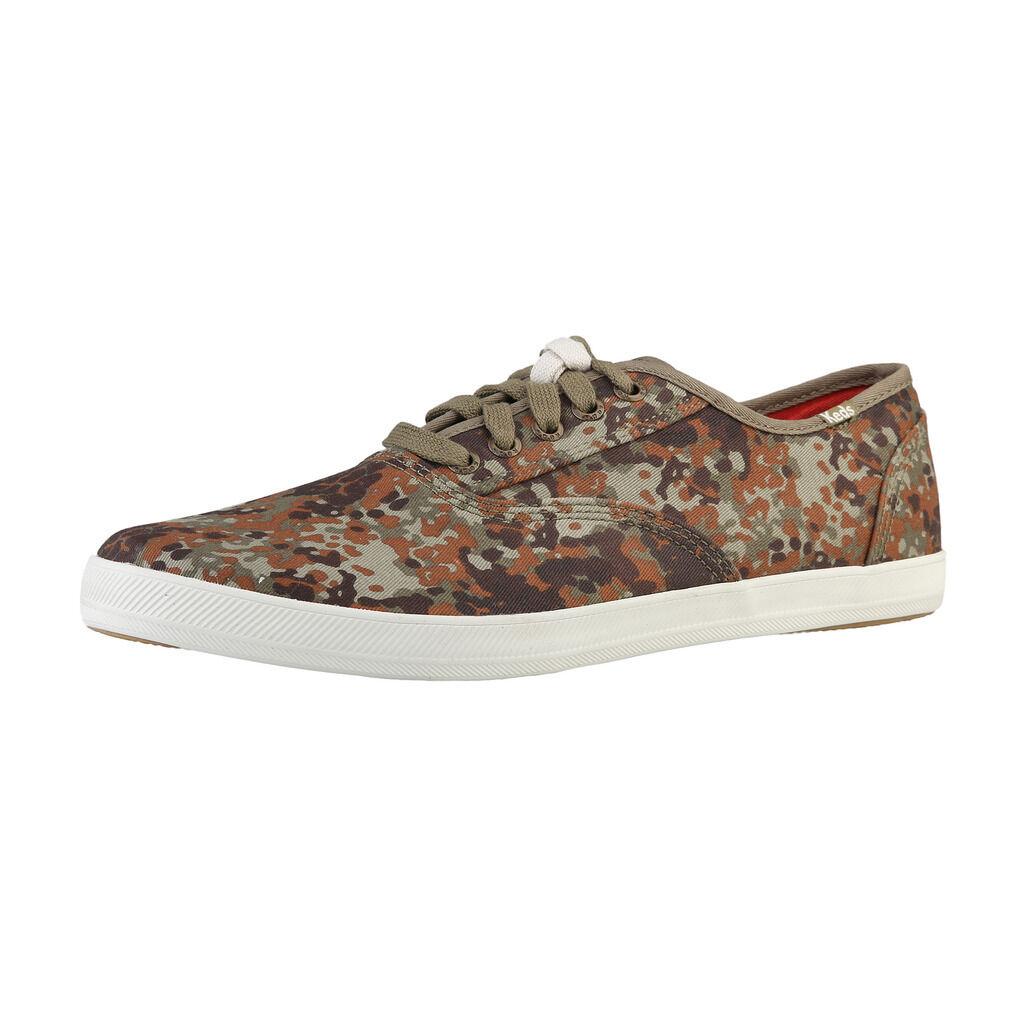 KEDS MF48467_GREEN Unisex Sneakers Sportschuhe Canvas EU 40.5 - 47.5, Camouflage