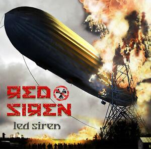 Red Siren CD - Led Zeppelin Recordings NEW!