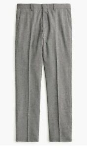 43967 NEW Men/'s J-Crew Ludlow Slim-Fit Suit Pant Italian Worsted Wool  34-32