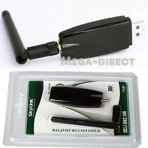1045-Wireless-LAN-USB-Adapter-WIFI-802-11-BGN-Antenna-300M