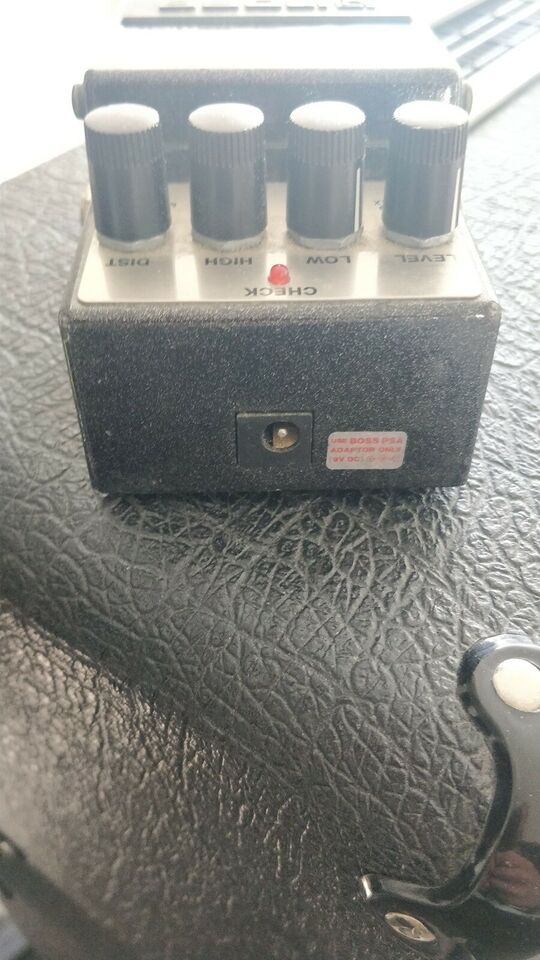 Distortion pedal, Boss Metal Core ML-2