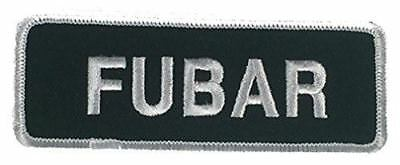 FUBAR PATCH MILITARY SAYING SLANG PHRASE FOULED UP BEYOND ...