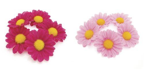 Clair ou Foncé Cheveux Fleur Rose Élastique Chignon Bague Garland