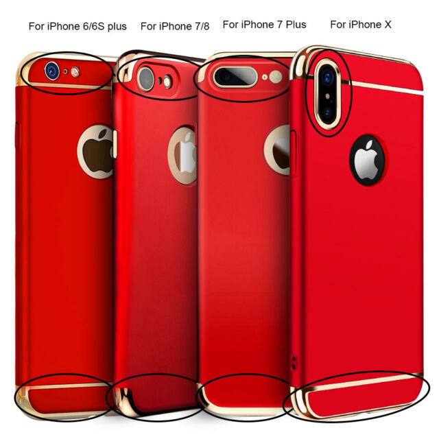 case i iphone 7 red