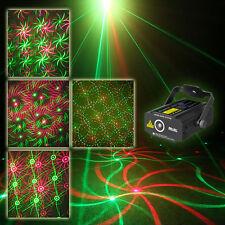 SUNY Mini Laser Light RG Gobo Projector DJ Party Xmas Holiday Event Dance P314