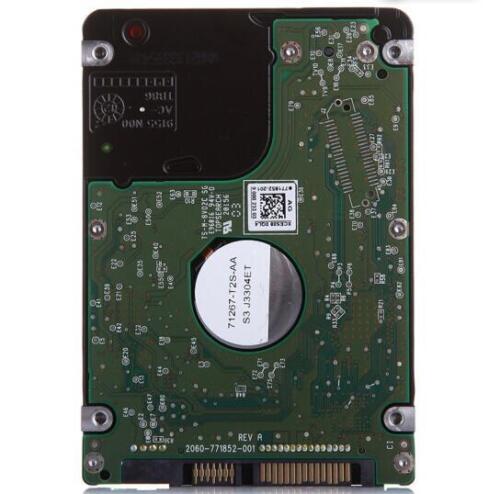 """Western Digital Scorpio Blue 640GB WD6400BEVT 5400RPM 2.5/"""" SATA HDD Hard Drive"""