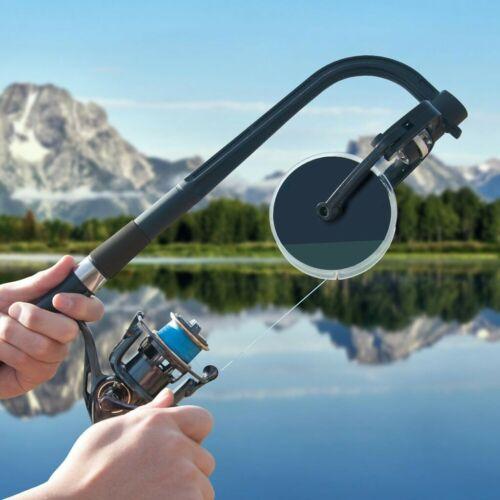 Fishing Line Winder Spooler Machine Winding System Spinning Reel Spool Spooling~