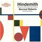 Paul Hindemith - Hindemith: Music for One and Two Pianos (1995)