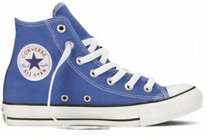 a842120e41b255 Image is loading Converse-All-Star-Chuck-Taylor-147129F-Blue-Women-
