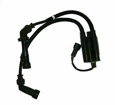 Suzuki USED SV650SK9 2009 Front Ignition Coil with Plug Caps 33410-17GA0