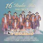 16 Reales Hits, Vol. 2 by Banda Machos (CD, May-2004, WEA (Distributor))