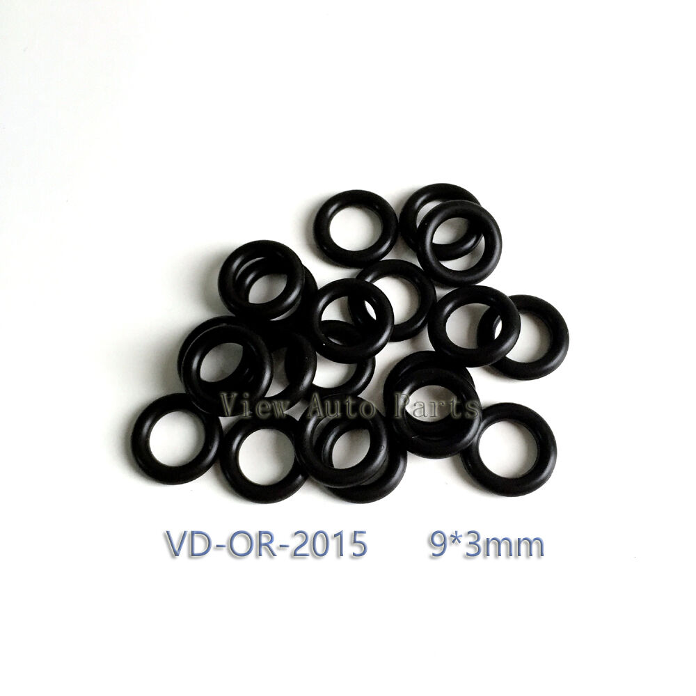 100pcs For Toyota Pickup 4Runner Fuel Injector Viton Orings  7*2.1mm VD-OR-2036