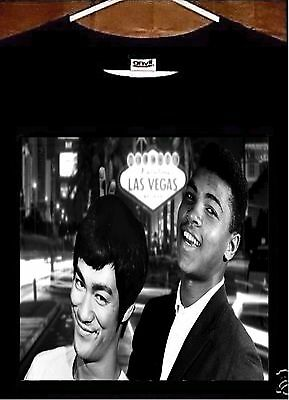 Black American Classics Bruce Lee Change T-Shirt