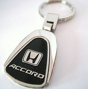 accord key chain ring fob honda v6 hybrid coupe sedan 2015. Black Bedroom Furniture Sets. Home Design Ideas