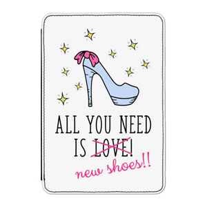 All-You-Need-Is-Love-Scarpe-Nuove-CUSTODIA-COVER-per-Kindle-Paperwhite