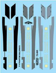 MILSPEC-DECAL-MS-72-005-1-72-SCALE-F-4-PHANTOM-WALKWAYS-amp-FORMATION-LIGHTS
