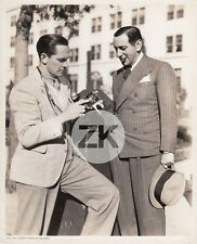ERNST LUBITSCH Design for Living FREDRIC MARCH Camera Photographer Photo 1932