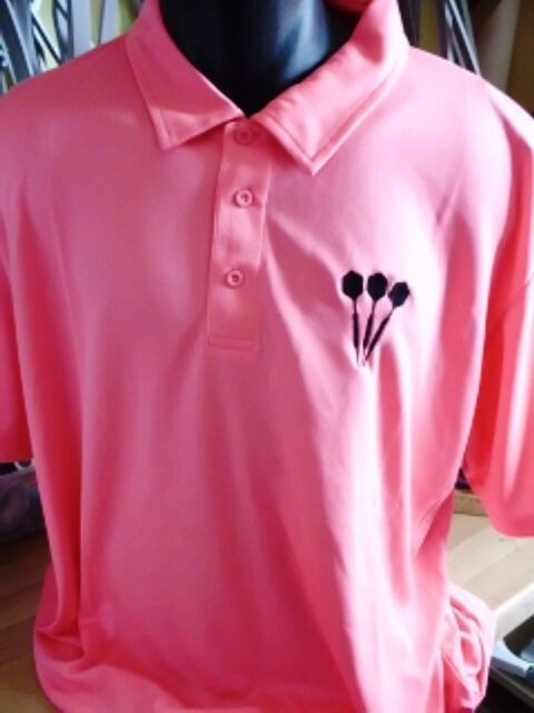 SCANIA VABIS GRIFFIN HEADS PRINTED POLO SHIRT CAN BE PERSONALISED