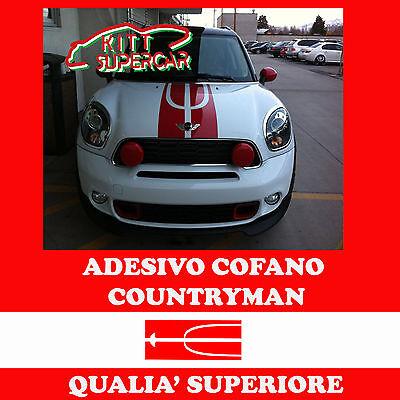 Mini Cooper//Countman Strisce adesive per cofano Union Jack