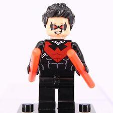 [ Night Wing  ] SuperHero Minifigures DC Universe custom Lego Building Toy