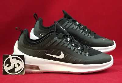 71b77ad99db050 Women s Nike Air Max Axis Running Shoes Black white Aa2168 002 Size ...