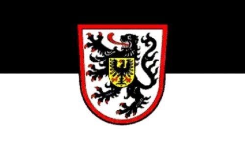 Pfalz 60 x 90 cm Bootsflagge Premiumqualität Fahne Flagge Landau
