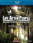 Life After People Complete Season 2 0733961223231 Blu Ray Region a