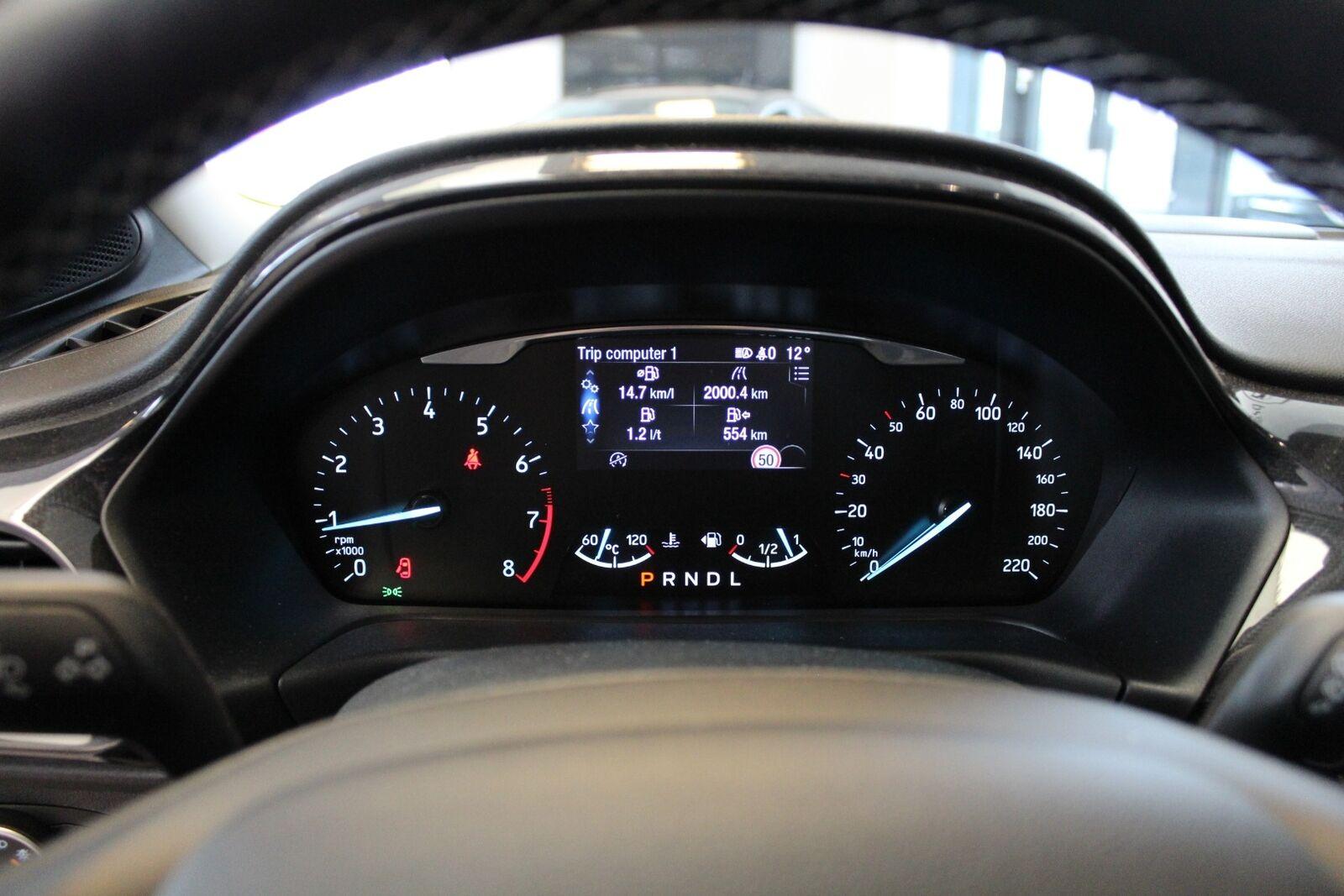 Ford Puma 1,0 EcoBoost Titanium DCT - billede 8