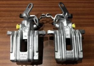 PAIR-OF-REAR-VW-BEETLE-2-0-TSI-11-BRAKE-CALIPERS-GENUINE-FULLY-REFURBISHED-MK5