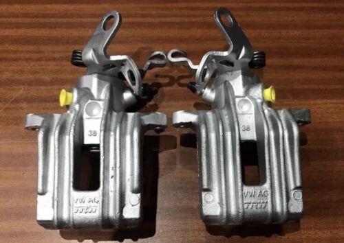 BRAKE CALIPERS GENUINE FULLY REFURBISHED MK5 PAIR OF REAR VW EOS 1.6 FSI 1F 06