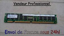 Barrette Mémoire RAM Samsung SDRAM PC133R 133Mhz 512Mb 512Mo M390S6453EVN-C7A