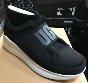 97be62a7204 Details about UGG Women's NEUTRA SNEAKER 1095097 W/BLK Black Fast Shipping  NEW!! L