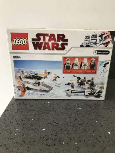 LEGO SNOWTROOPER BATTLE PACK 8084 NUOVO