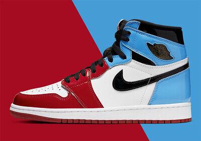 Nike Air Jordan 1 Retro High Fearless