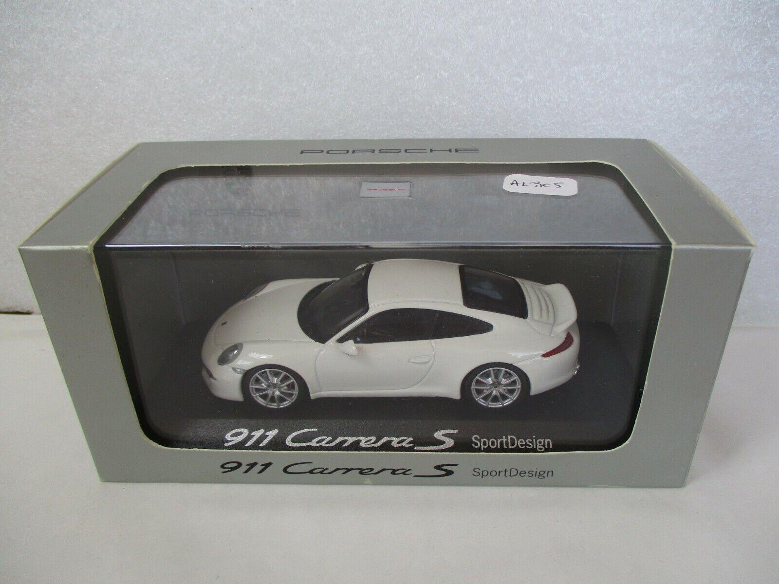 tempo libero AL305 MINICHAMPS 1 43 PORSCHE 911 autoRERA autoRERA autoRERA S REF WAP0201140D TRES BON ETAT  all'ingrosso a buon mercato