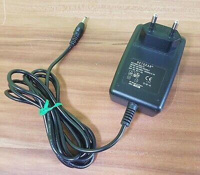 Obbediente Originale Alimentatore Netgear Pwr-10022-01 5v 2a Con 3,5mm Cavo Spina Rhc-050200-8-