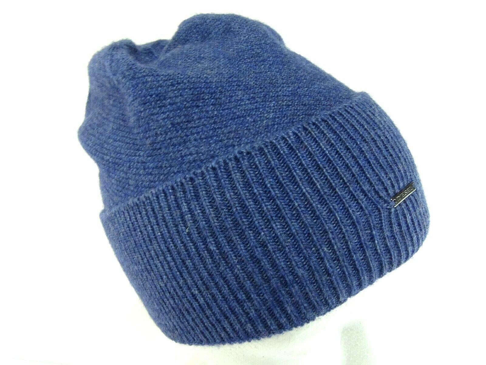 Diesel K-Baty Berretto fleecemütze Winter Hat Beanie Hat Mens Ladies