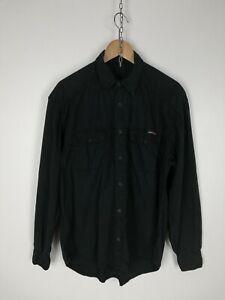 SCHOTT-Camicia-Shirt-Maglia-Chemise-Camisa-Hemd-Tg-L-Uomo-Man