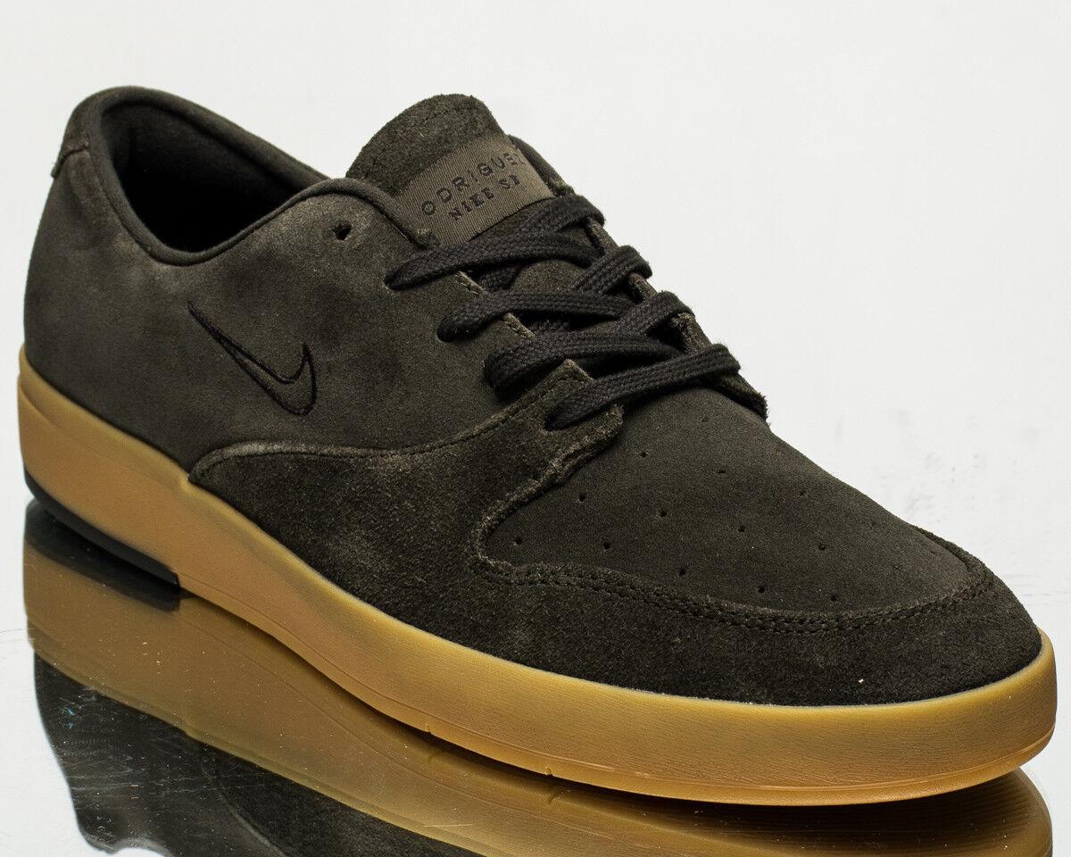 Nike SB Zoom P-Rod X men lifestyle sneakers NEW sequoia black 918304-300