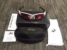 Oakley OO9188-03 Flak Jacket 2.0 XL Polished White /Prizm Baseball Sunglasses